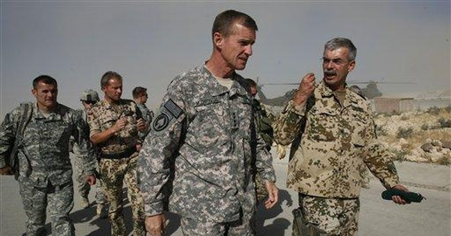 Time for President Obama to Get Behind the General Consensus on Afghanistan